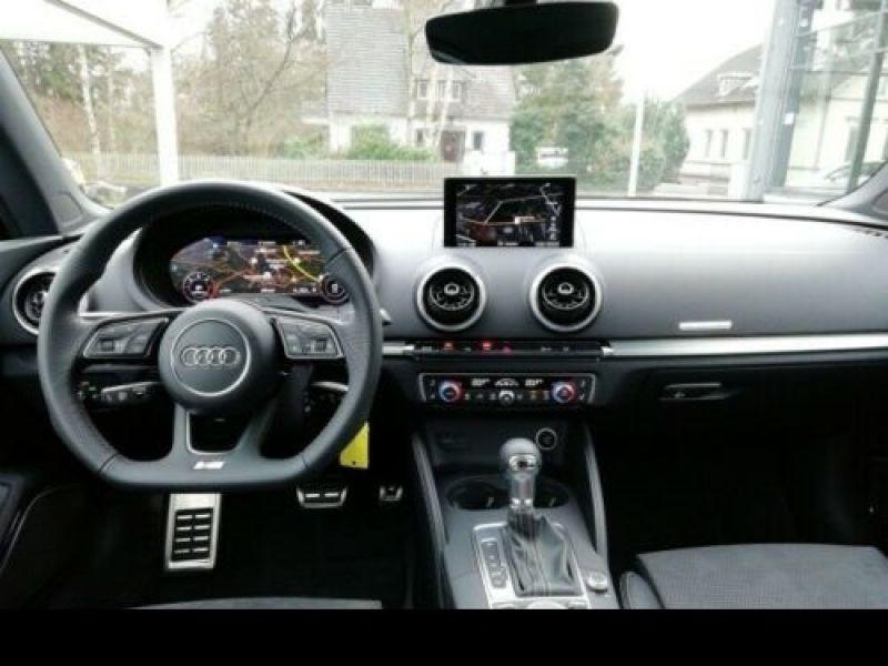 Audi A3 Cabriolet 2.0 TDI 184 S Tronic Bleu occasion à Beaupuy - photo n°2