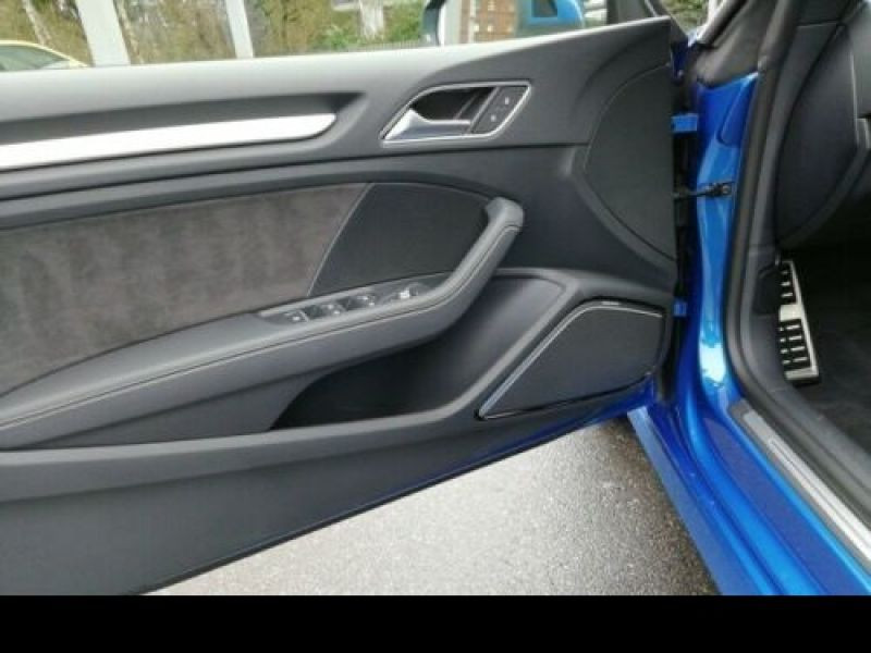 Audi A3 Cabriolet 2.0 TDI 184 S Tronic Bleu occasion à Beaupuy - photo n°8