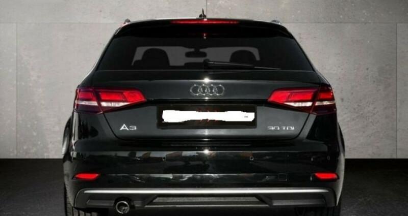 Audi A3 Sportback # 30 SPORT Bi-XENON*NAVI*GRA*PDC* Noir occasion à Mudaison - photo n°3