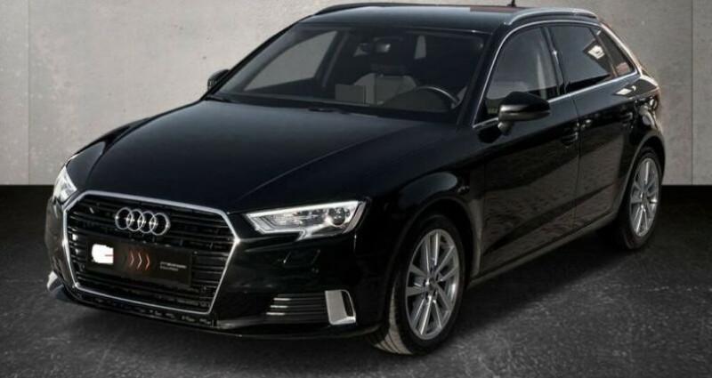 Audi A3 Sportback # 30 SPORT Bi-XENON*NAVI*GRA*PDC* Noir occasion à Mudaison