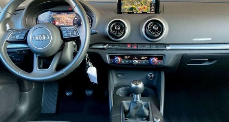 Audi A3 Sportback # 30 SPORT Bi-XENON*NAVI*GRA*PDC* Noir occasion à Mudaison - photo n°6