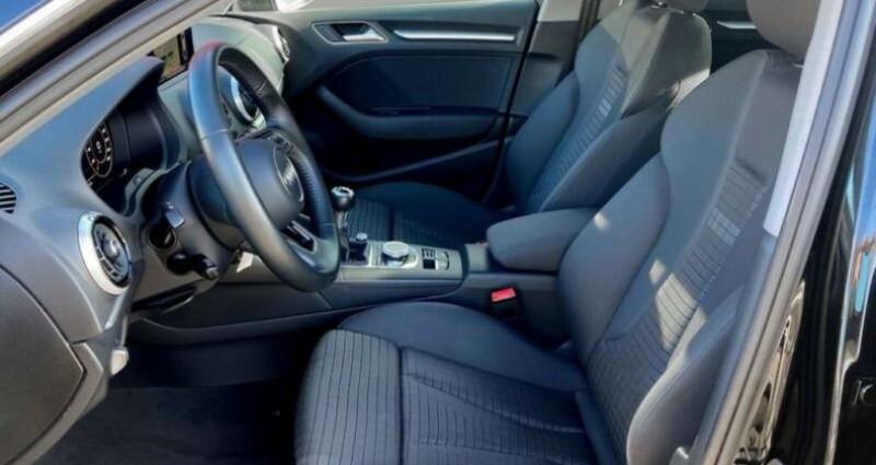 Audi A3 Sportback # 30 SPORT Bi-XENON*NAVI*GRA*PDC* Noir occasion à Mudaison - photo n°5