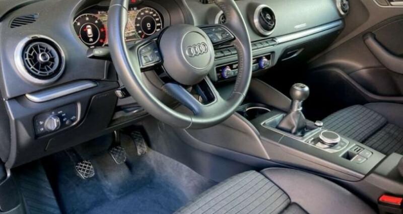 Audi A3 Sportback # 30 SPORT Bi-XENON*NAVI*GRA*PDC* Noir occasion à Mudaison - photo n°4