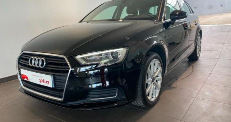 Audi A3 Sportback 1.0 TFSI 115ch Design S tronic 7 Noir occasion à Chambourcy