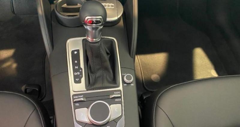 Audi A3 Sportback 1.0 TFSI 115ch Design S tronic 7 Noir occasion à Chambourcy - photo n°7