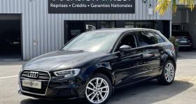 Audi A3 Sportback occasion à GUER