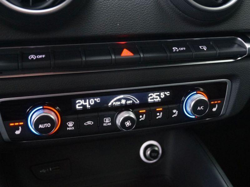 Audi A3 Sportback 1.0 TFSI 116 Argent occasion à Beaupuy - photo n°7