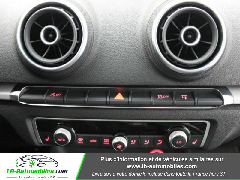 Audi A3 Sportback 1.2 TFSI 110 Gris occasion à Beaupuy - photo n°8