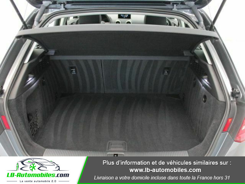 Audi A3 Sportback 1.2 TFSI 110 Gris occasion à Beaupuy - photo n°6