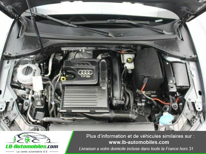 Audi A3 Sportback 1.2 TFSI 110 Gris occasion à Beaupuy - photo n°10