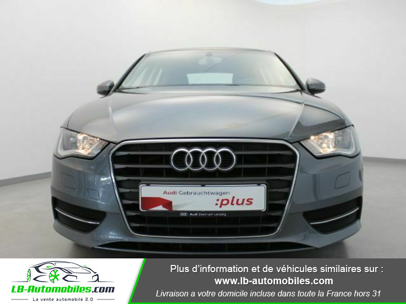 Audi A3 Sportback 1.2 TFSI 110 Gris occasion à Beaupuy - photo n°11