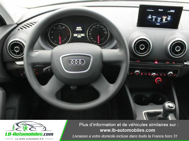 Audi A3 Sportback 1.2 TFSI 110 Gris occasion à Beaupuy - photo n°2