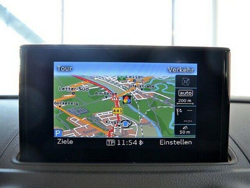 Audi A3 Sportback 1.4 TFSI 125 Marron occasion à Beaupuy - photo n°9