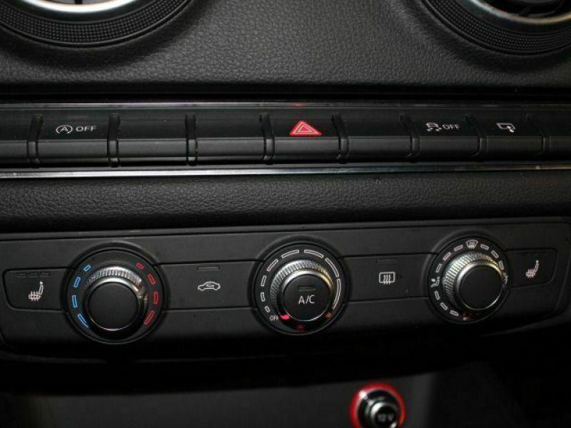 Audi A3 Sportback 1.4 TFSI 125 Noir occasion à Beaupuy - photo n°8