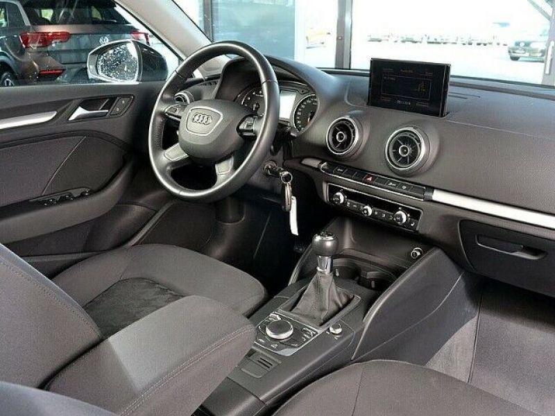 Audi A3 Sportback 1.4 TFSI 125 Marron occasion à Beaupuy - photo n°6