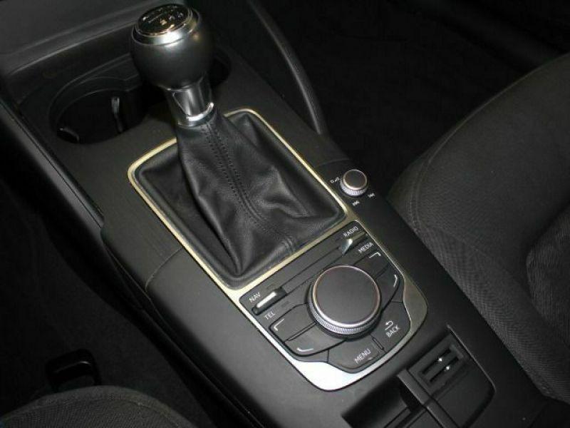 Audi A3 Sportback 1.4 TFSI 125 Noir occasion à Beaupuy - photo n°9