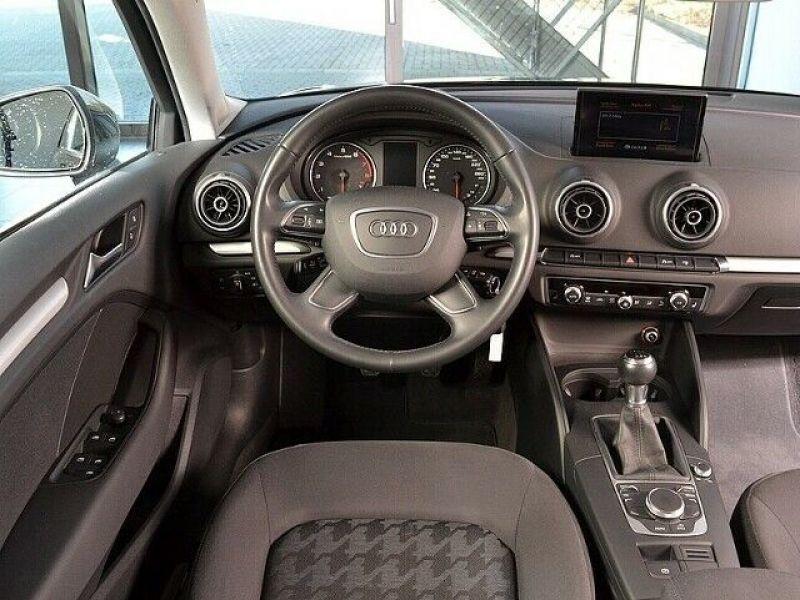 Audi A3 Sportback 1.4 TFSI 125 Marron occasion à Beaupuy - photo n°2