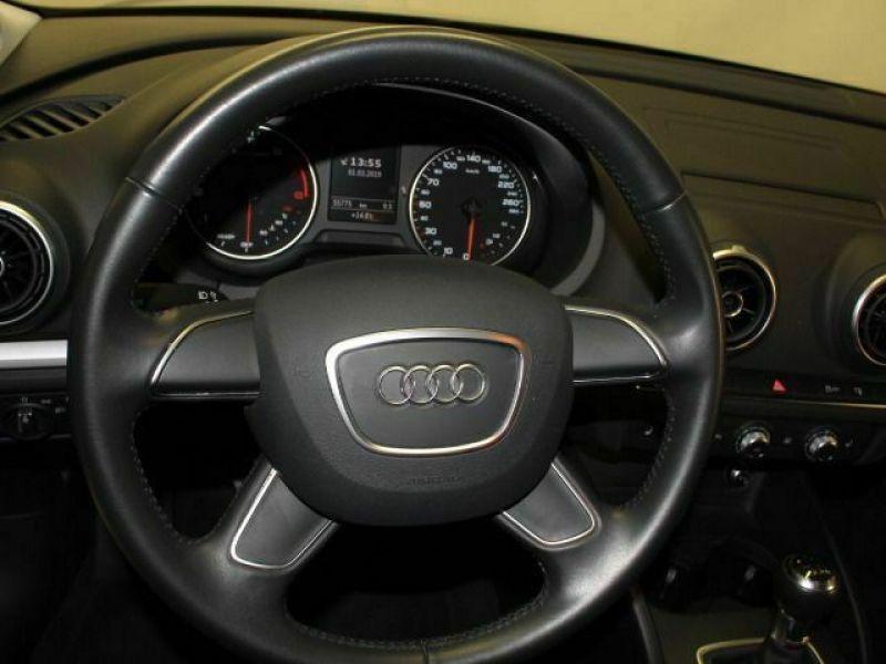 Audi A3 Sportback 1.4 TFSI 125 Noir occasion à Beaupuy - photo n°6