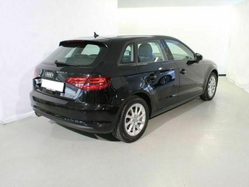 Audi A3 Sportback 1.4 TFSI 125 Noir occasion à Beaupuy - photo n°3