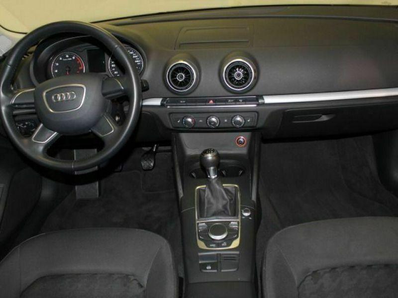 Audi A3 Sportback 1.4 TFSI 125 Noir occasion à Beaupuy - photo n°2
