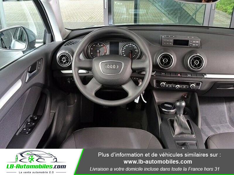 Audi A3 Sportback 1.4 TFSI 150 Argent occasion à Beaupuy - photo n°7
