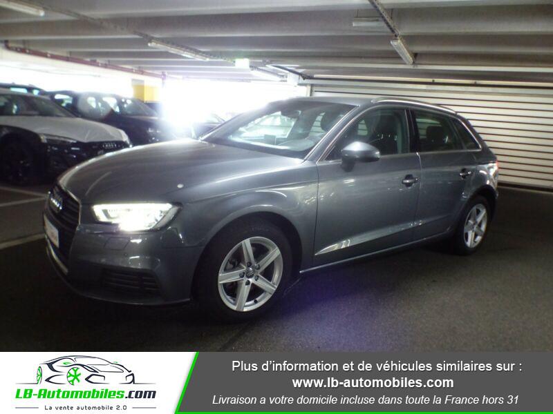 Audi A3 Sportback 1.4 TFSI 150 Gris occasion à Beaupuy - photo n°4