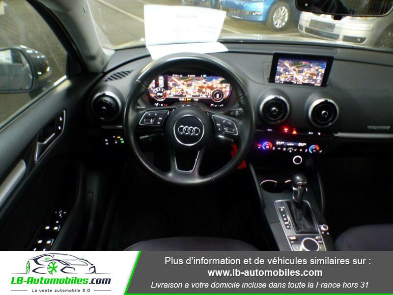 Audi A3 Sportback 1.4 TFSI 150 Gris occasion à Beaupuy - photo n°2
