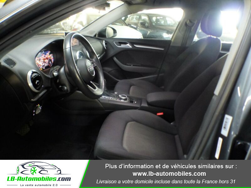 Audi A3 Sportback 1.4 TFSI 150 Gris occasion à Beaupuy - photo n°5