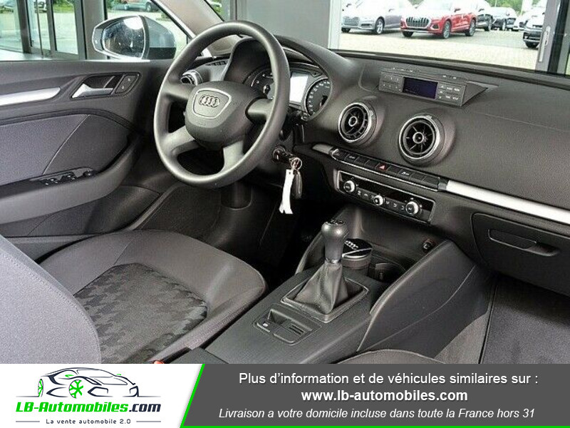 Audi A3 Sportback 1.4 TFSI 150 Argent occasion à Beaupuy - photo n°2