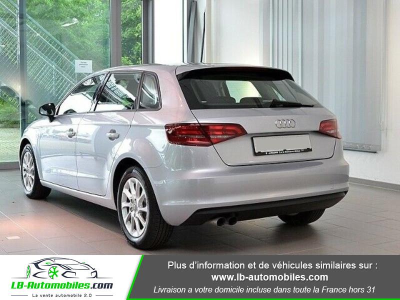 Audi A3 Sportback 1.4 TFSI 150 Argent occasion à Beaupuy - photo n°3