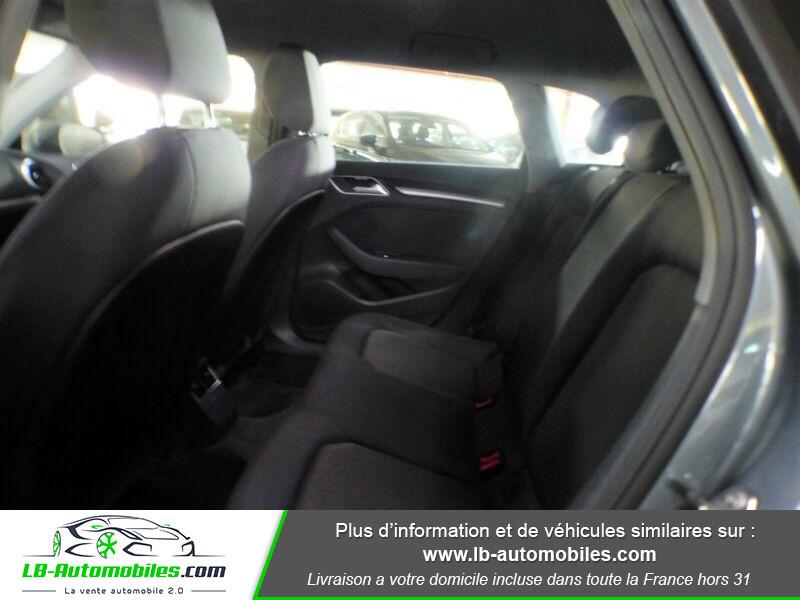 Audi A3 Sportback 1.4 TFSI 150 Gris occasion à Beaupuy - photo n°6
