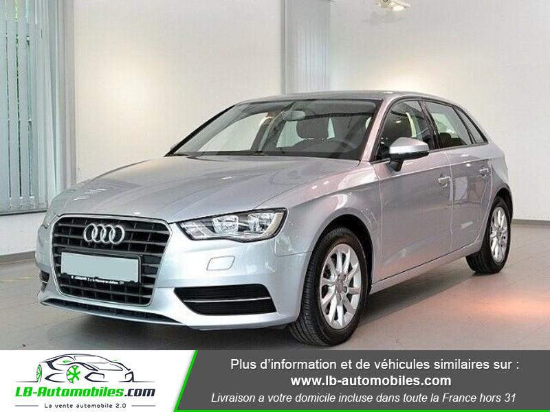 Audi A3 Sportback 1.4 TFSI 150 Argent occasion à Beaupuy