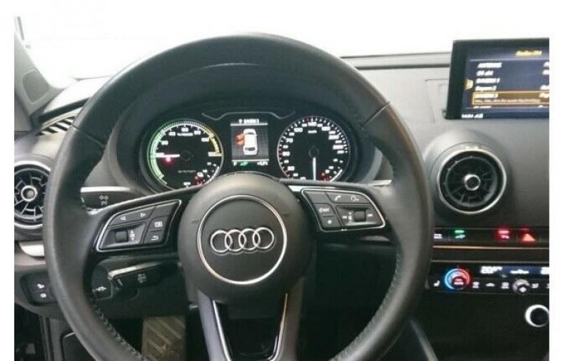 Audi A3 Sportback 1.4 TFSI 204CH E-TRON S LINE S TRONIC 6 Noir occasion à Villenave-d'Ornon - photo n°9