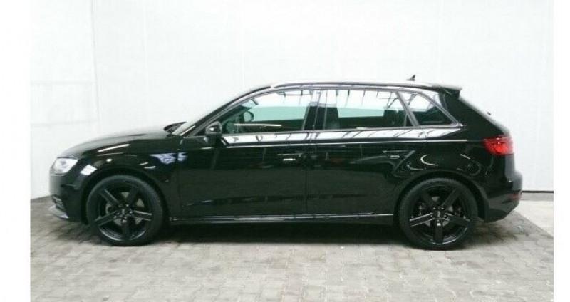 Audi A3 Sportback 1.4 TFSI 204CH E-TRON S LINE S TRONIC 6 Noir occasion à Villenave-d'Ornon - photo n°2