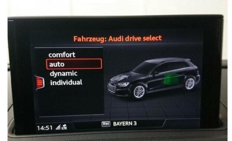 Audi A3 Sportback 1.4 TFSI 204CH E-TRON S LINE S TRONIC 6 Noir occasion à Villenave-d'Ornon - photo n°6