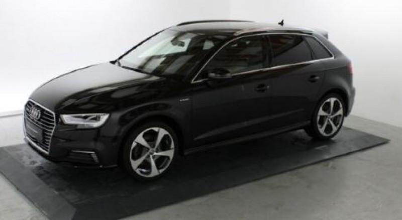 Audi A3 Sportback 1.4 TFSI 204CH E-TRON S LINE S TRONIC 6 Noir occasion à Villenave-d'Ornon - photo n°4