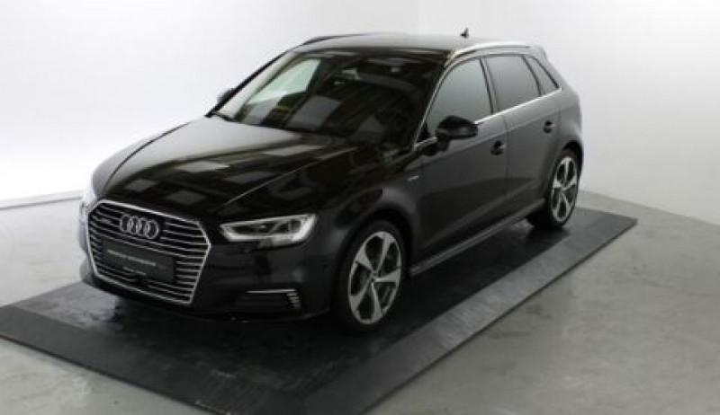 Audi A3 Sportback 1.4 TFSI 204CH E-TRON S LINE S TRONIC 6 Noir occasion à Villenave-d'Ornon