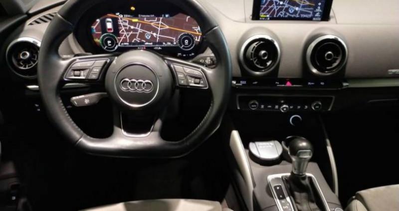 Audi A3 Sportback 1.4 TFSI e-tron 204 S tronic 6 Design Luxe Bleu occasion à Chenove - photo n°5
