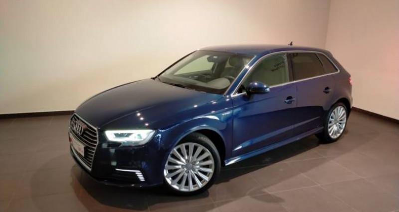 Audi A3 Sportback 1.4 TFSI e-tron 204 S tronic 6 Design Luxe Bleu occasion à Chenove