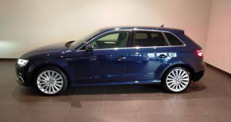 Audi A3 Sportback 1.4 TFSI e-tron 204 S tronic 6 Design Luxe Bleu occasion à Chenove - photo n°4