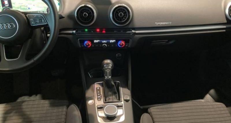 Audi A3 Sportback 1.4 TFSI e-tron 204 S tronic 6 S line Gris occasion à Chenove - photo n°6
