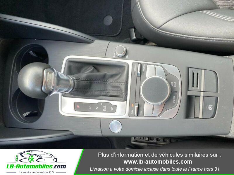 Audi A3 Sportback 1.4 TFSI e-tron 204 S tronic Noir occasion à Beaupuy - photo n°9