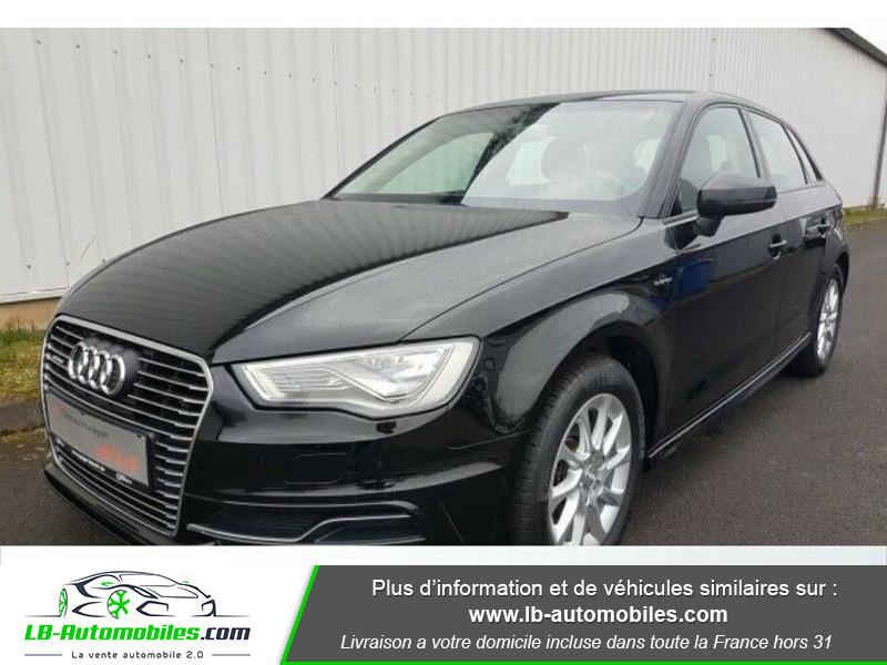 Audi A3 Sportback 1.4 TFSI e-tron 204 S tronic Noir occasion à Beaupuy