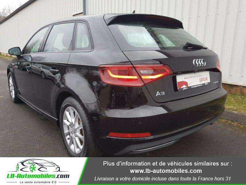 Audi A3 Sportback 1.4 TFSI e-tron 204 S tronic Noir occasion à Beaupuy - photo n°2