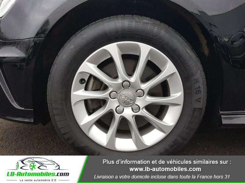Audi A3 Sportback 1.4 TFSI e-tron 204 S tronic Noir occasion à Beaupuy - photo n°8