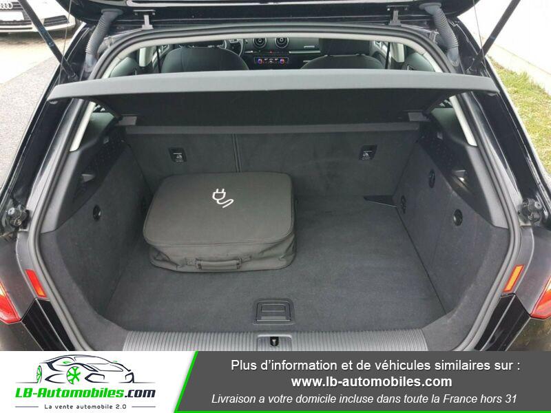 Audi A3 Sportback 1.4 TFSI e-tron 204 S tronic Noir occasion à Beaupuy - photo n°7