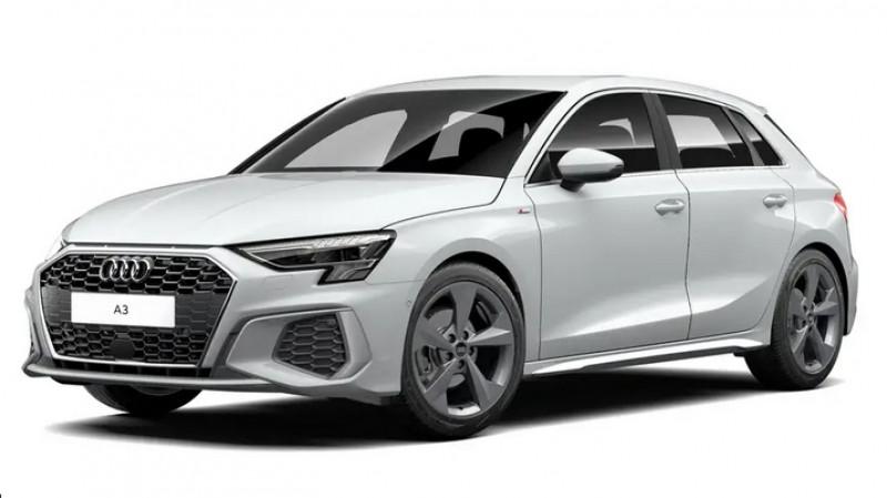 Audi A3 Sportback 1.5 35 tfsi 150cv bvm6 s line + jante 18 + recharge smartpho Blanc occasion à Ganges
