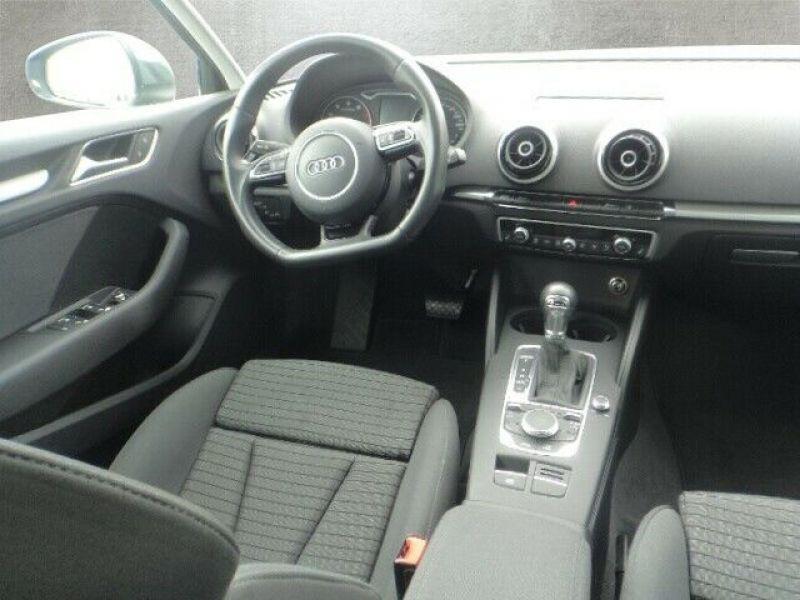 Audi A3 Sportback 1.5 TFSI 150 S Tronic Gris occasion à Beaupuy - photo n°2