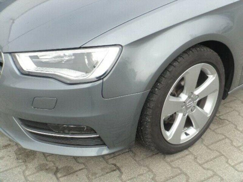 Audi A3 Sportback 1.5 TFSI 150 S Tronic Gris occasion à Beaupuy - photo n°8