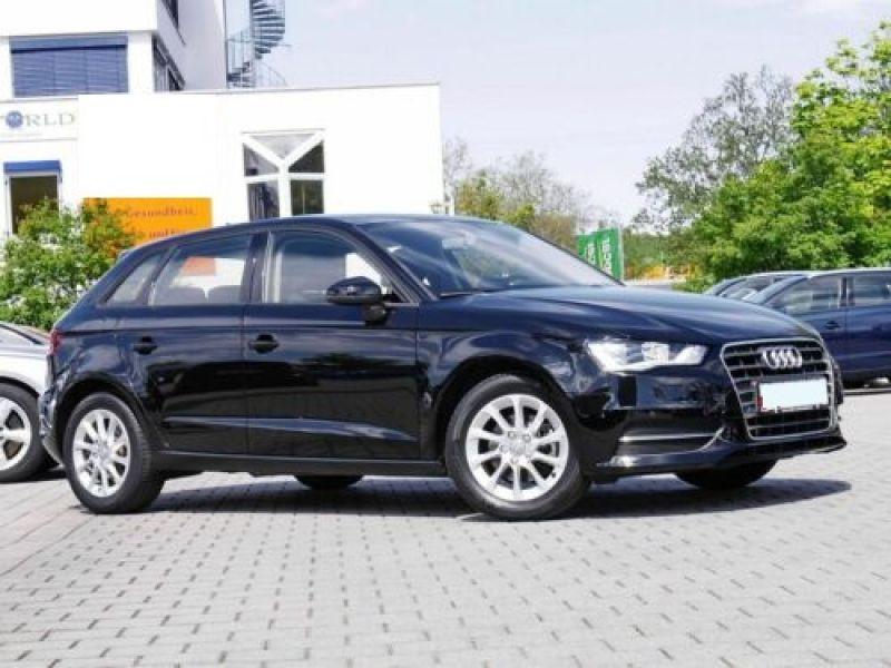Audi A3 Sportback 1.5 TFSI 150 Noir occasion à Beaupuy